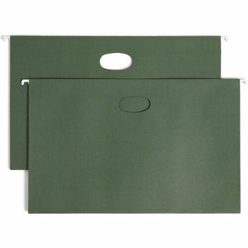 Smead 64320 Standard Green Hanging Pockets