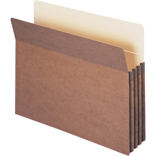 Smead 73224 File Pocket, 3-1/2''Exp, Straight Cut, 11-3/4'' x 9-1/2'', KFT, SMD73224, SMD 73224