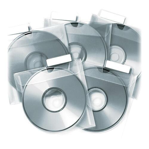 Tabbies CD Saver Protective Sleeves