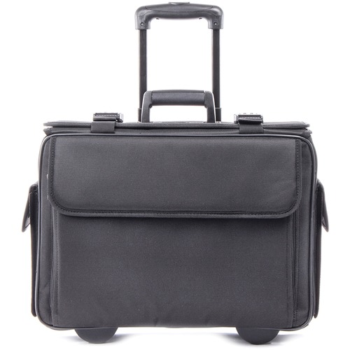 "Stebco Carrying Case (Roller) for 17"" Notebook - Black"
