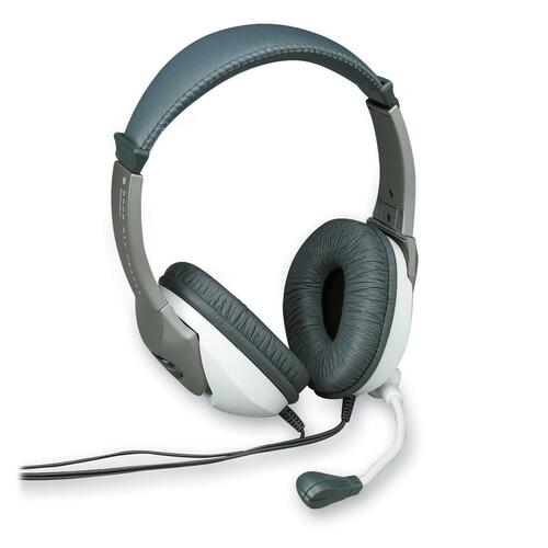 Compucessory CCS 55221 Deluxe Multimedia Stereo Headset