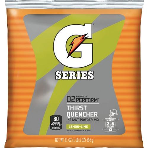 Quaker Oats Gatorade Thirst Quencher Mix Pouch