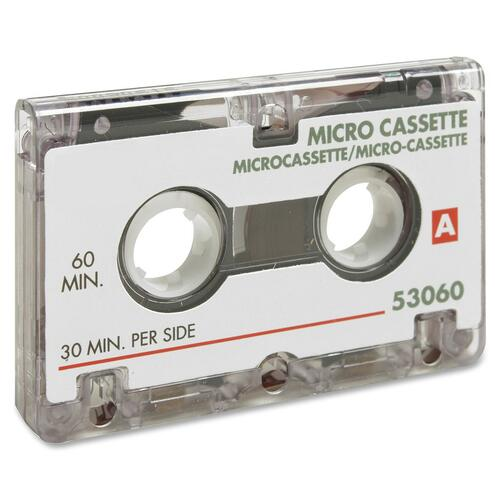 Sparco Products 60 Minutes Dictating Microcassette