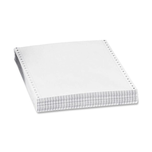 Sparco Blank Perforated Carbonless Computer Paper | by Plexsupply