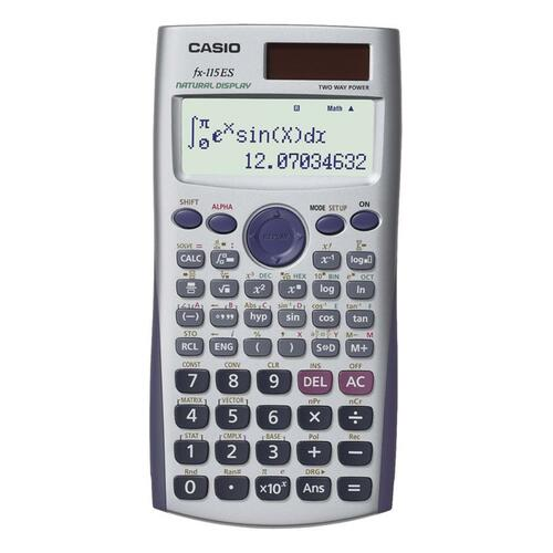 Casio FX115ES Advanced Scientific Calculator