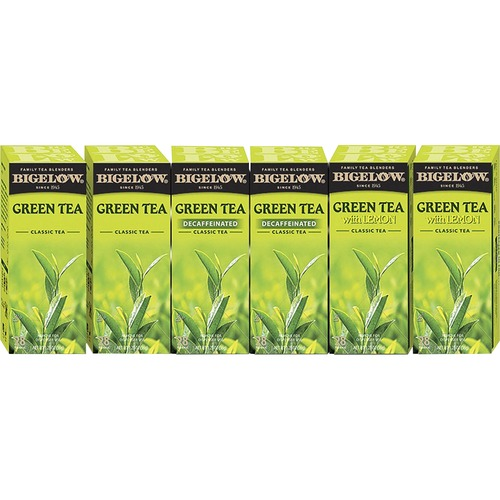 Bigelow Assorted Green Teas | by Plexsupply