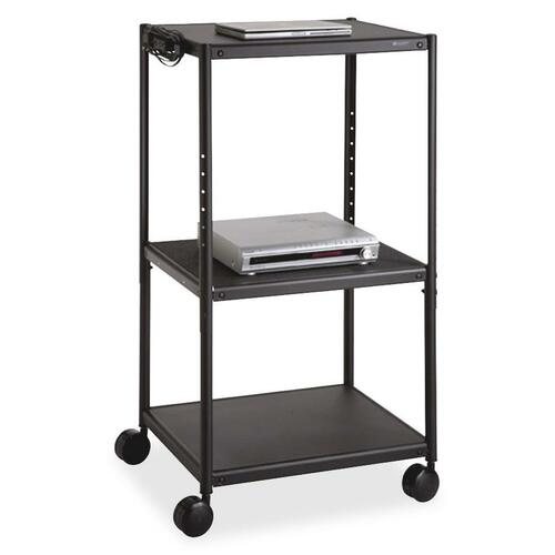 Acco Adjustable Height A/V Cart