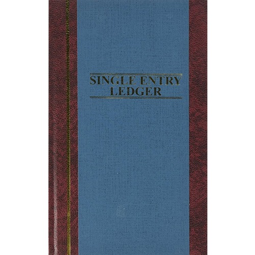Acco S300 Single Entry Ledger Book