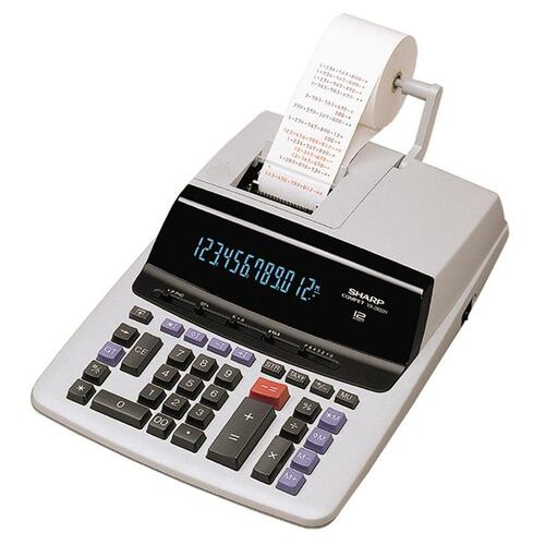 Sharp VX2652H Commercial Print Display Calculator