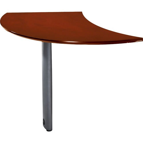 Mayline Group Napoli Curved Right Extension for Desk