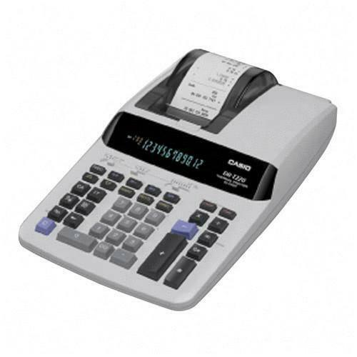Casio Thermal Printing Calculator