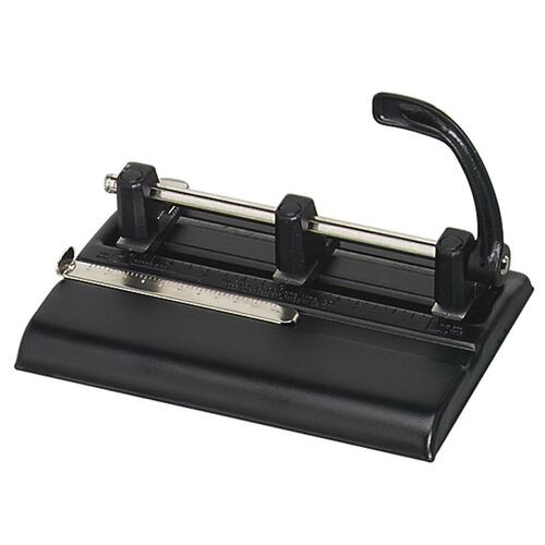 Master Prod. Heavy-Duty Adj Center 3-Hole Punch | by Plexsupply