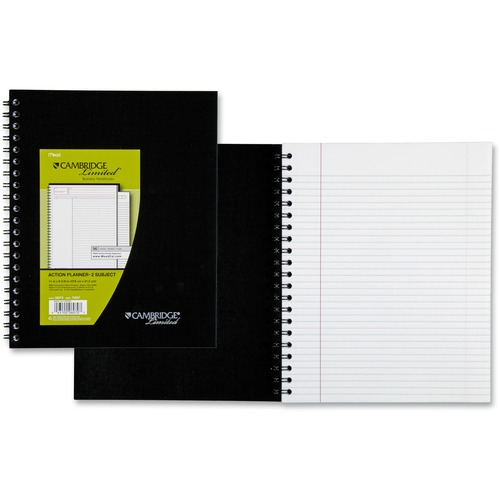 Mead Cambridge Business Notebook Action Planner   by Plexsupply