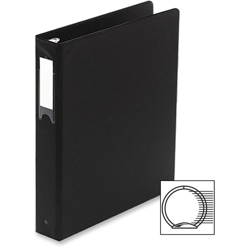 Acco Ring Binder with Label Holder