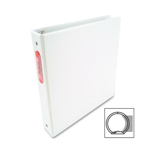 Acco Clear Label Sleeve Round Ring Binder