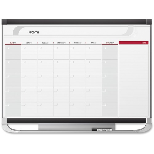 Acco Total Erase Monthly Calendar System