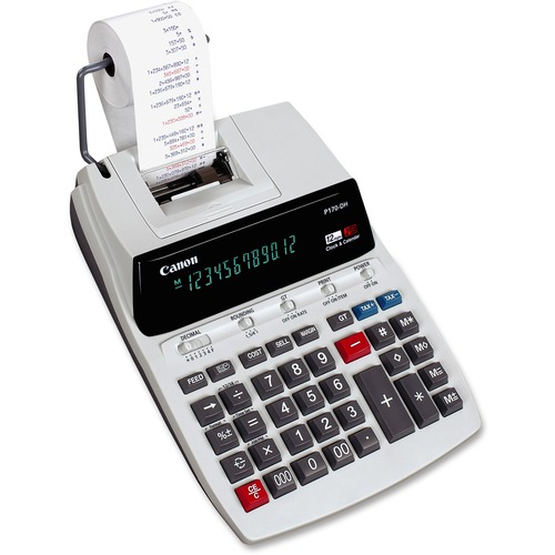 Canon P170DH Printing Calculator