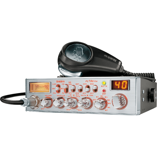 Uniden Bearcat Pro PC78 Elite CB Radio