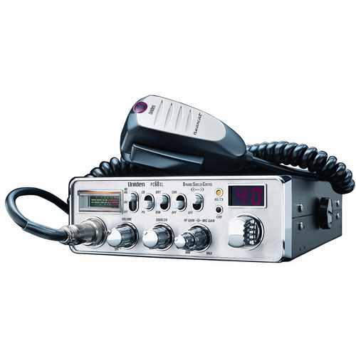 Uniden Bearcat Pro PC-68XL CB Radio