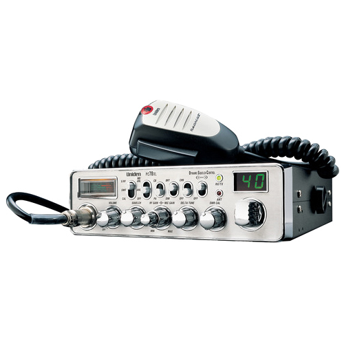 Uniden Bearcat Pro PC78XL CB Radio