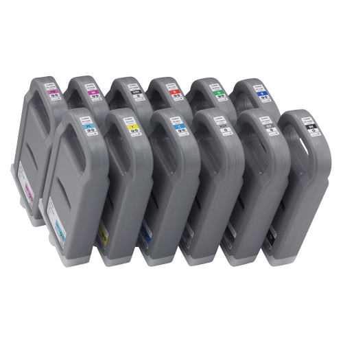 Canon LUCIA Gray Ink Tank For imagePROGRAF IPF9000 Printer