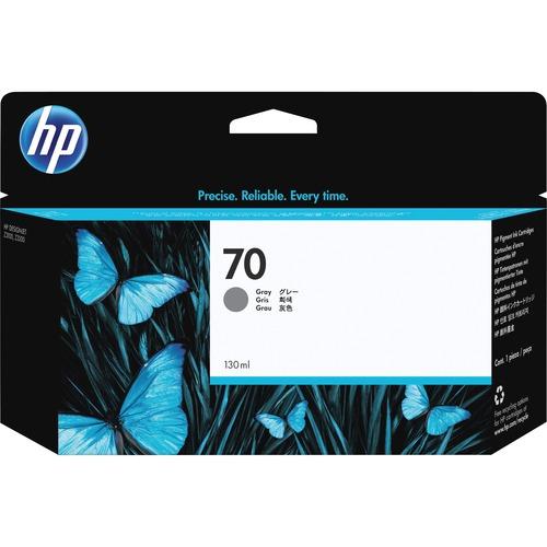 HP 70 Grey Ink Cartridge
