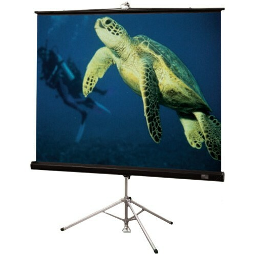 Draper Diplomat R 215009 Tripod Projection Screen