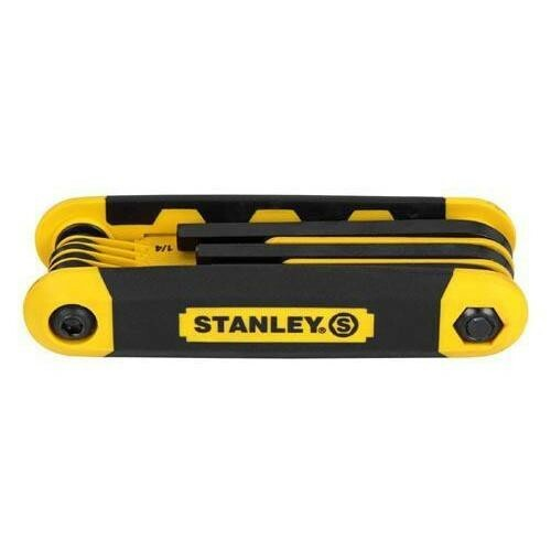 Stanley 17 Piece Metric Folding Hex Key Set