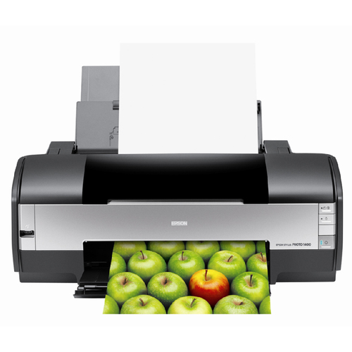 Epson Stylus 1400 Inkjet Photo Printer