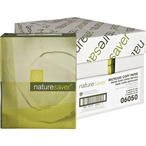 Nature Saver Recycled 92 Bright Paper | by Plexsupply