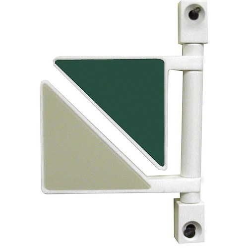 Unimed-Midwest Exam Room Triangular Status Signal Flag
