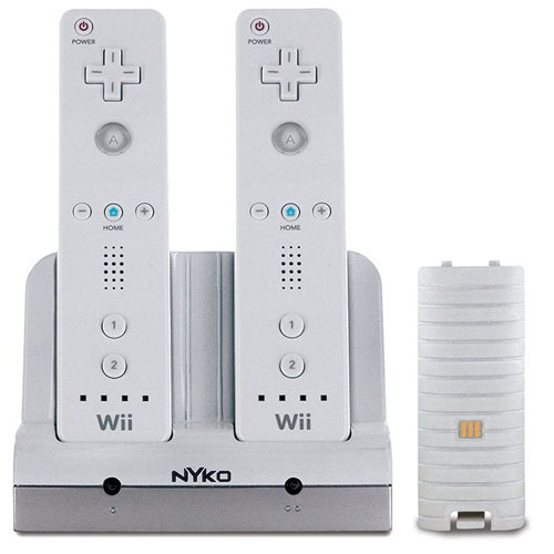 Nyko Charging Dock for Nintendo Wii