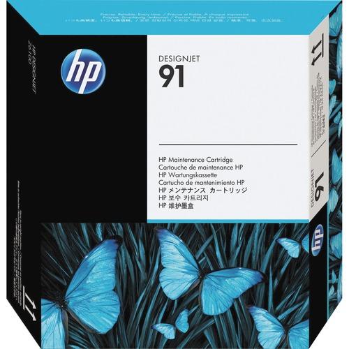 HP No. 91 Maintenance Cartridge For DesignJet Z6100 Printers