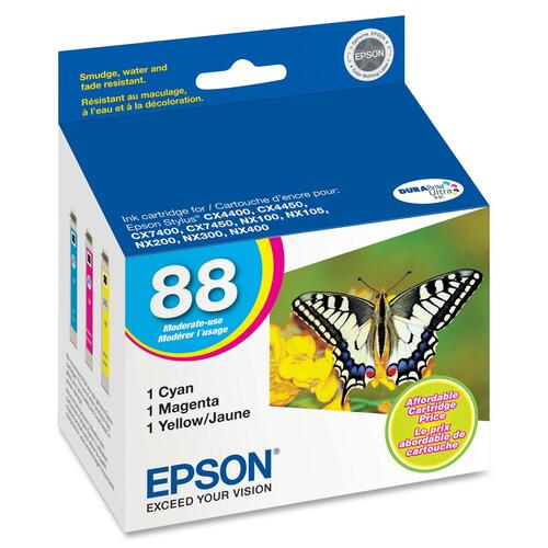 Epson Multi-pack Color Ink Cartridge