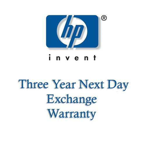 HP Care Pack 3 Year 9 x 5 Next Business Day On-site Exchange for OfficeJet Printers