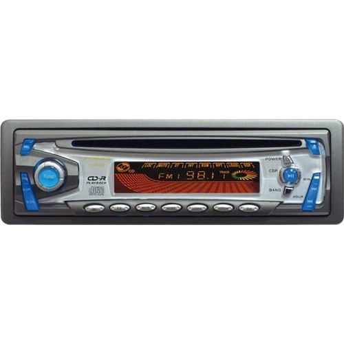Pyramid Car Audio CDR49DX Car CD Player - 160 W RMS