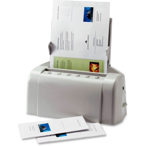 Sparco Tabletop Letter Folding Machine | by Plexsupply