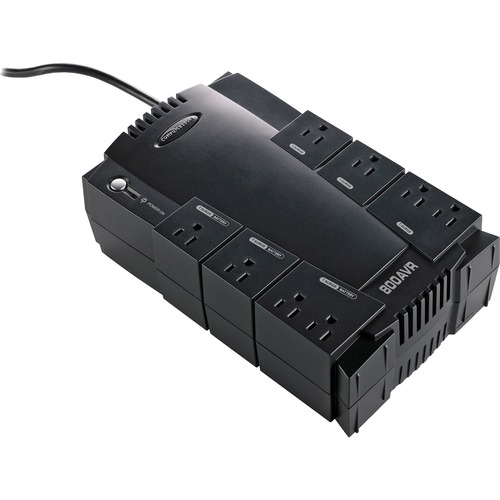 Compucessory 8-Outlet UPS Backup System | by Plexsupply