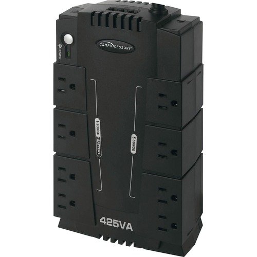 Compucessory 8-Outlet 230W UPS Backup System | by Plexsupply