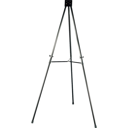 Lorell Telescoping Aluminum Easel | by Plexsupply