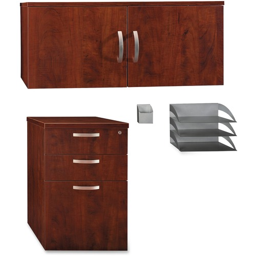 Bush Furniture - Office In an Hour Storage/Accessory Kit