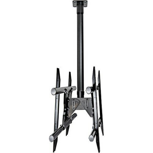 OmniMount DCM UA Double Ceiling Mount With Universal Adapters