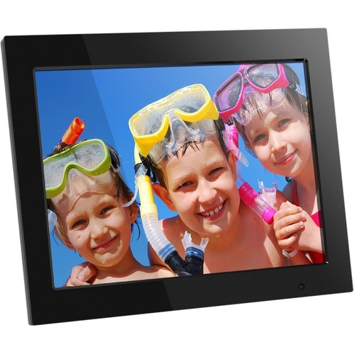 Aluratek 15-inch Hi-res Digital Photo Frame With 256MB Internal Memory - Admpf315f