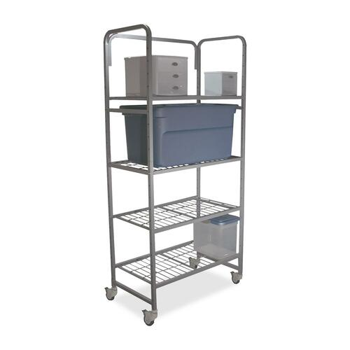 Buddy Products Mobile Shelving