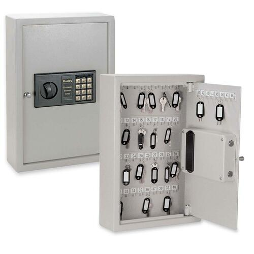 Buddy Products Electric Key Safe Cabinet