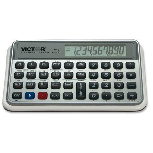 Victor Technologies V12 Financial Calculator