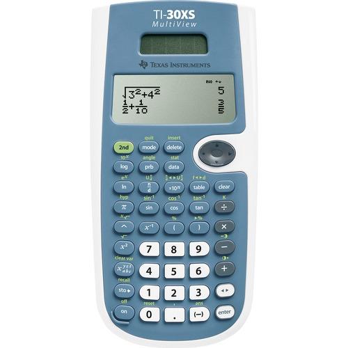 Texas Instruments TI30XS MultiView Scientific Calculator