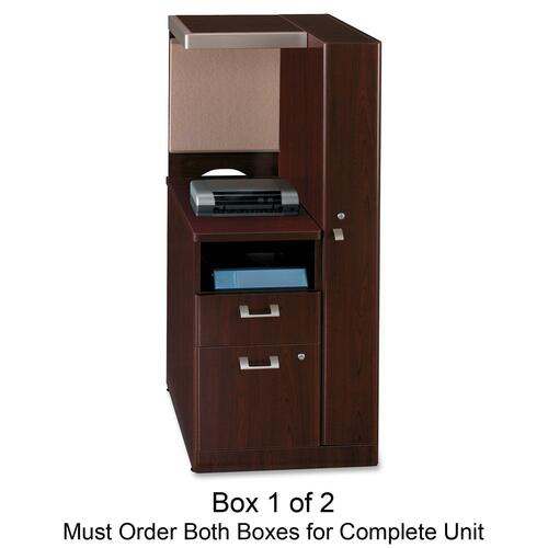 Bush Business Furniture Quantum Right Storage Tower