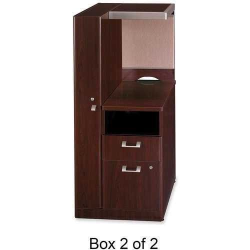 Bush Business Furniture Quantum Left Storage Tower