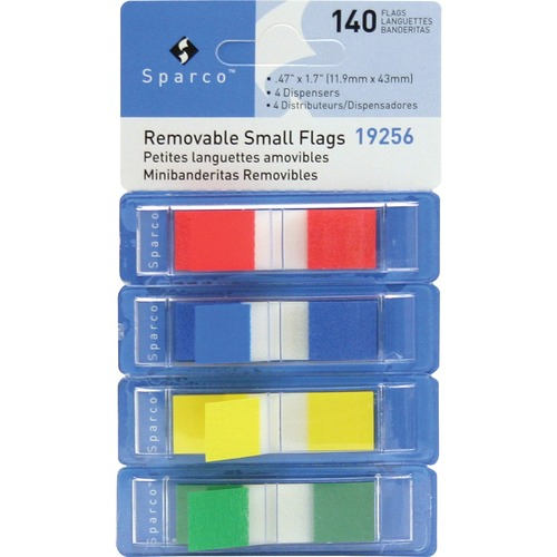 Sparco Pop-up Removable Small Flags | by Plexsupply